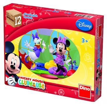 Mickeyho Klubík  kostky
