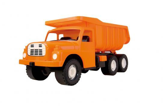 Nákladní auto Tatra 148 oranžová