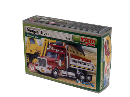Western Star Dumper Truck