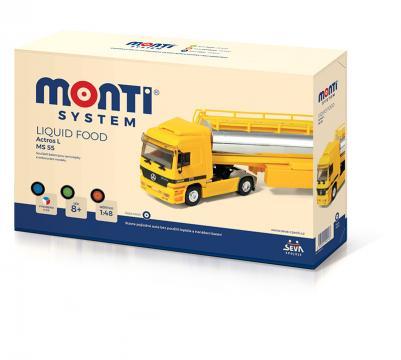 Monti System MS 55 Liquid Food