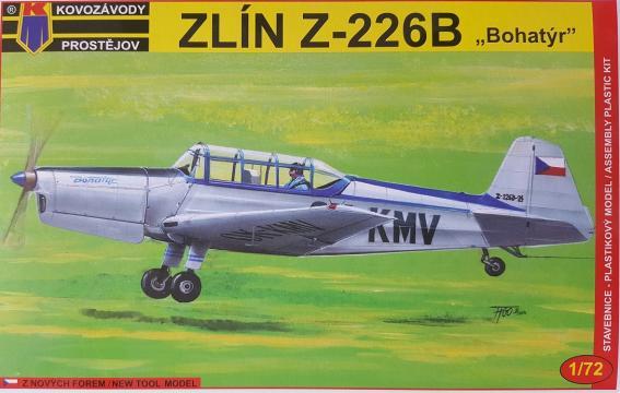 Zlin Z-226B Bohatýr