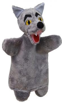 Maňásek Vlk