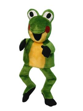 Maňásek Žabka, Krtkův kamarád