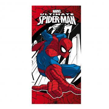 Plážová osuška 70x140cm Spiderman