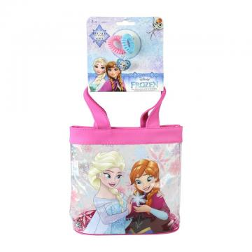 kabelka s doplňky Frozen