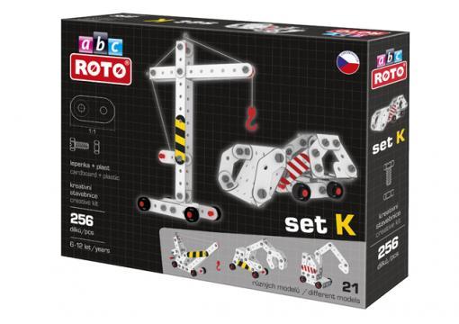 ROTO ABC - Stroje, K