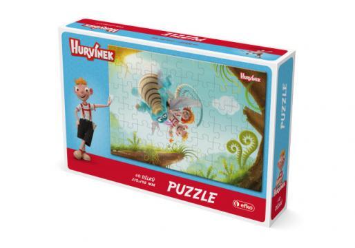 Puzzle Hurvínek 60 dílků III