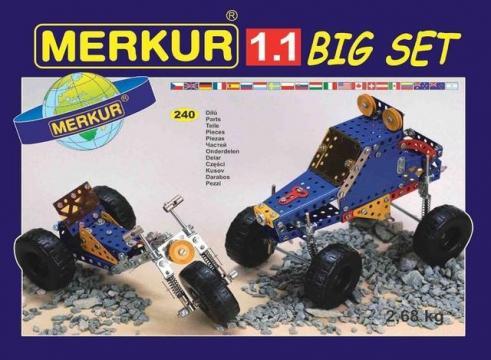 Stavebnice Merkur - Vozidla