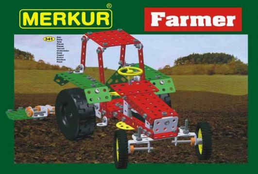 Stavebnice Merkur - Farmer set