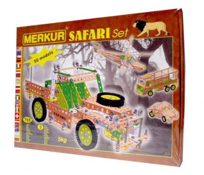 Stavebnice Merkur - Safari set