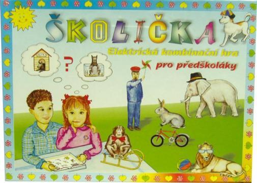 Svoboda Voltík Školička