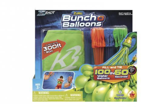 ZURU BoB: mega katapult + 3 set vodních balónků