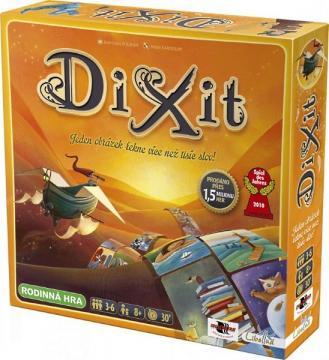 Hra - Dixit