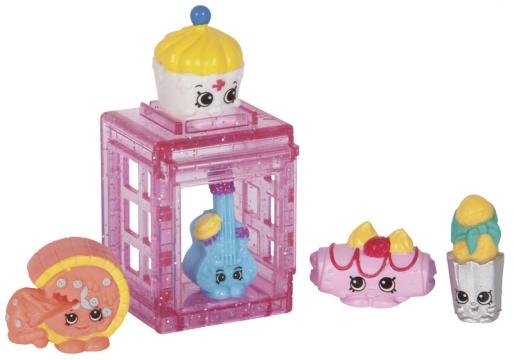 Shopkins S8 - 5 pack (1/6)