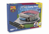 3D puzzle stadion Camp Nou