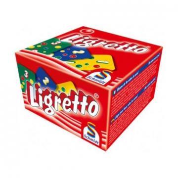 Ligretto  červená