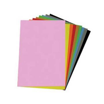 Karton kreslící A4 125g -5 barev