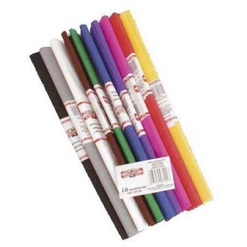 Papír krepový Classic 10 barev  sada