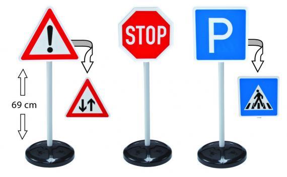 Sada dopravních značek