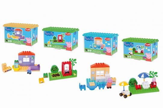 PlayBig BLOXX  Peppa Pig Základní set,Více druhů
