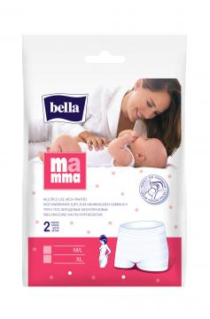Bella Mamma  síťované kalhotky vel. M-L á 2 ks