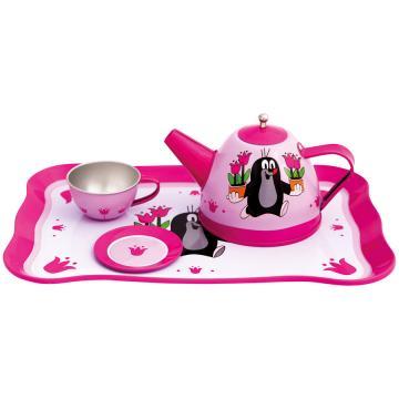 Dětský čajový set Krtek