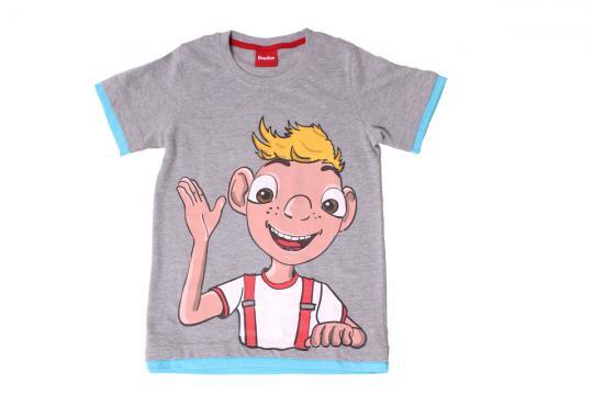 Dětské triko krátký rukáv Hurvínek