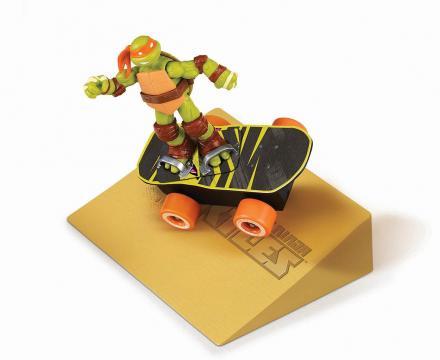 Želvy Ninja Skateboard