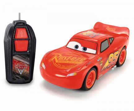 RC Cars 3 Blesk McQueen 1:32,1kan