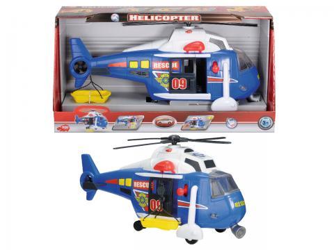 Action Series Záchranářský vrtulník 41 cm