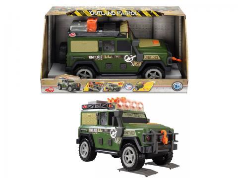 AS Outland Patrol vojenský 34 cm