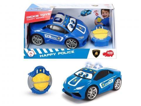 Auto Happy policejní