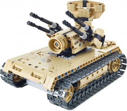 BCS 2002  RC Tank