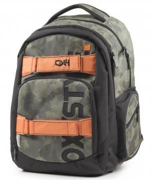 Studentský batoh OXY Style Army + dárek zdarma