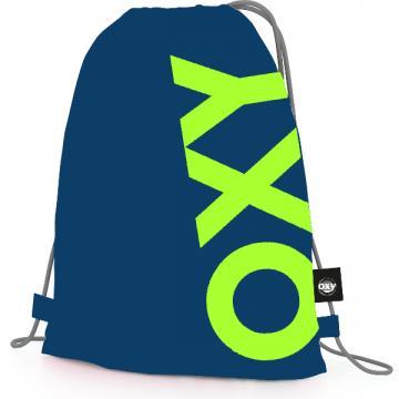 Sáček na cvičky OXY Dark Blue