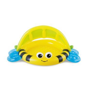 Dětský bazének se stříškou