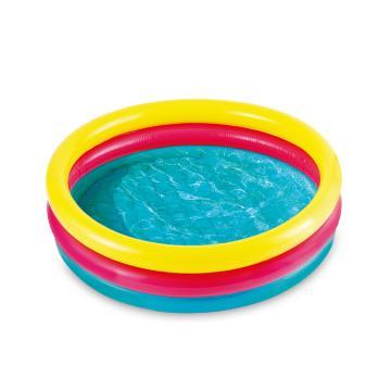 Mac Toys Dětský bazének duhový