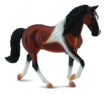 Tennessee Walking Horse hřebec hnědák - model zvířátka