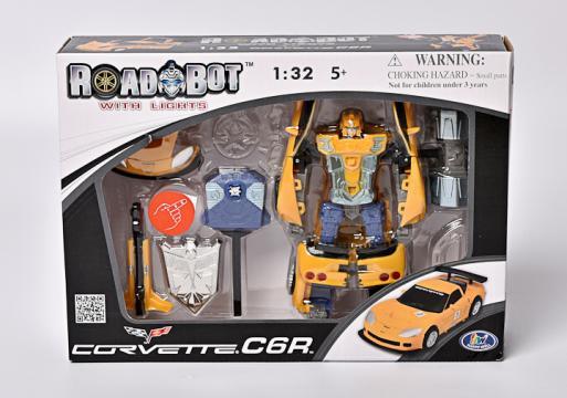 1:32 Corvette C6R