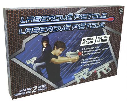 Laserové pistole