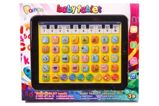 Baby Tablet POMPO