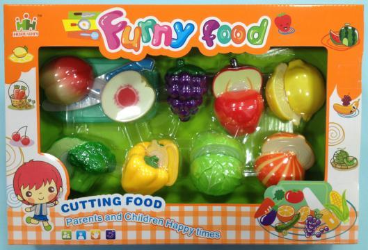 Set potravin na suchý zip