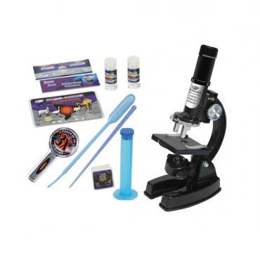 Mikroskop v kufříku
