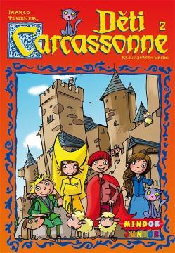 Carcassonne děti