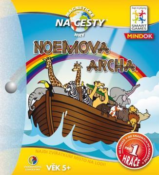 Magnetické hry na cesty: Smart Noemova archa