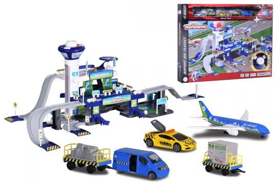 Creatix Letiště + 5 dopravních prostředků