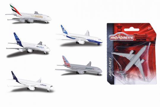 Majorette Airplane - letadlo 13 cm