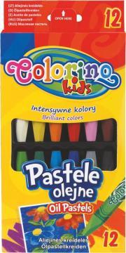 Colorino Olejové pastely, 12 barev