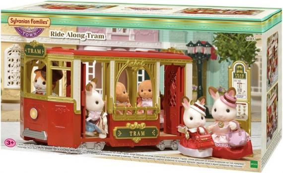 Město - tramvaj