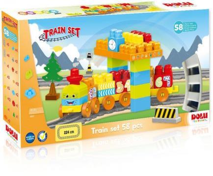 Dětská vlaková souprava